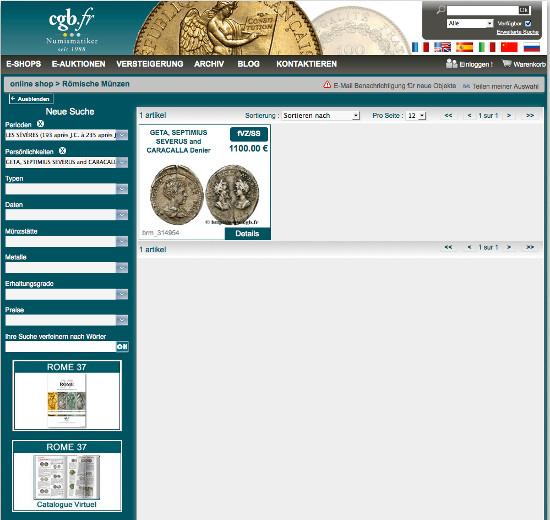 Suchmaschinen Für Münzpreise Im Vergleich News Münzenwoche