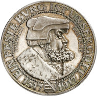 Lot 2747: GERMANY AFTER 1871 / SAXONY. Frederick August III, 1904-1918.