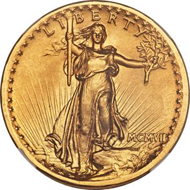 Lot 29463: US, Republic gold High Relief