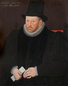 MP Thomas Fanshawe had been the royal debt collector since 1568. The position was taken over by members of the family five times.