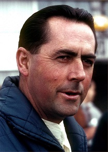 Jack Brabham in 1966, the year of his final world championship. Photo: Lothar Spurzem / Wikimedia Commons / CC BY-SA 2.0 de