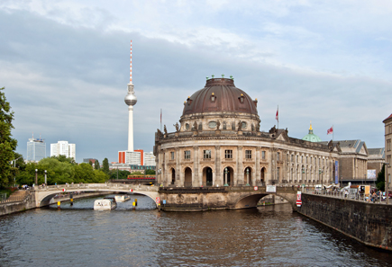 The Bode Museum. Photo: © Carschten / Wikimedia Commons / CC BY-SA 3.0 de