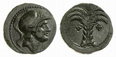 Cartagena. AE, 220-215. From Künker auction sale 104 (2005), No. 28.
