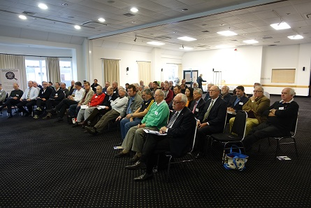 The attendees of the congress. Photo: UK.