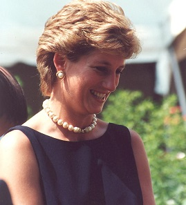 Diana, Princess of Wales. Photo: Nick Parfjonov / Wikipedia.