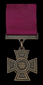 The Victoria Cross. Photo: Dix Noonan Webb.