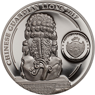 Palau / 10 Dollars / 2oz silver .999 / 38.61mm / Mintage: 888.