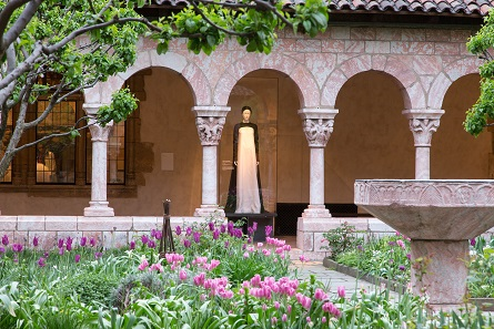 Gallery View, Cuxa Cloister. © The Metropolitan Museum of Art.