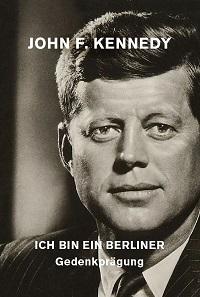 Münze Berlin Erinnert An John F Kennedy News Münzenwoche