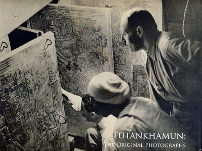Christina Riggs (with Rupert Wace), Tutankhamun. The Original Photographs. Rupert Wace Ancient Art, London 2018. 112 p. Black-and-white images. Paperback. 29.6 x 24.4 cm. ISBN: 978-0-9575064-4-2. GBP 25 plus shipping.