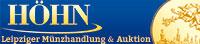 Logo Leipziger Münzhandlung Höhn