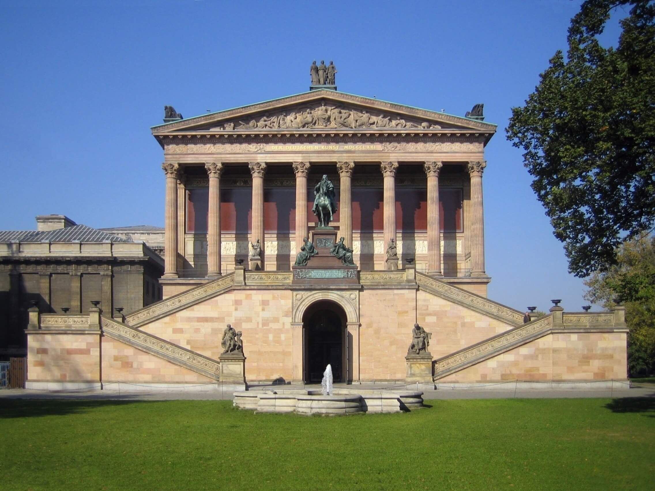 Shocking Attack On Berlin S Museum Island Coinsweekly